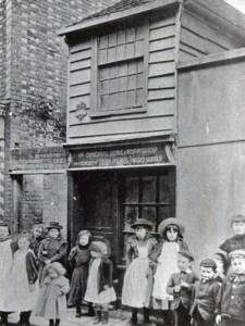 John Pound's Workshop with children