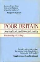Poor Britain Mack and Lansley
