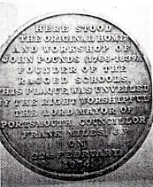 Power Station Plaque