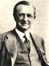 Philip Kerr, 11th Marquess of Lothian (1882-1940). Founder of Newbattle Abbey adult education college in 1937.