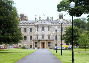 Newbattle Abbey College. Founded 1937.
