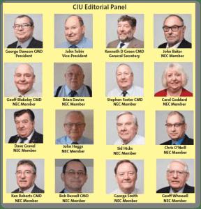 CIU Journal Editorial Board