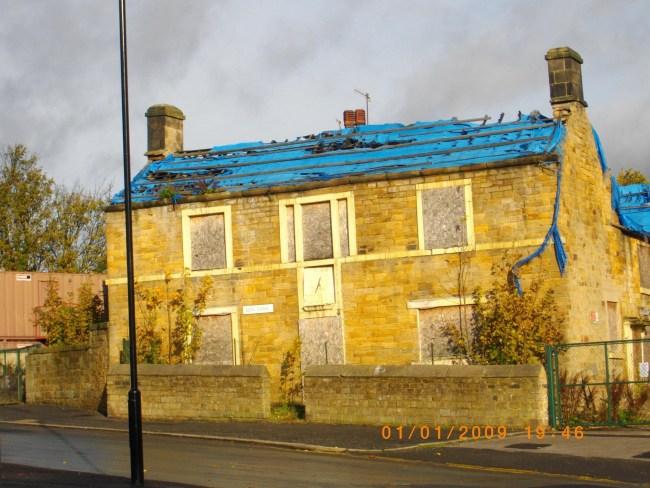 Derelict Dial House Club
