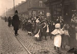 Sunday School Parade 1910