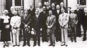 W.E.B. DuBois and the Editorial and Advisory Boards of the. Encyclopedia .