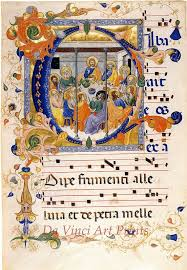 Manuscripts of the middle ages