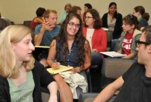 Peer led teaching