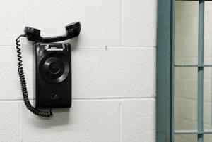 Prison phone call