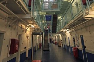 Scottish Prisons are bleak