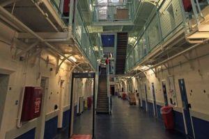 Scottish Prisons are bleak