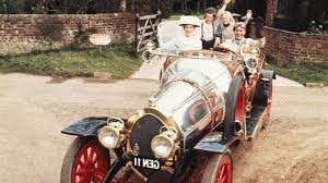 Film Screening: Chitty Chitty Bang Bang @ Grassmarket Community Project | Edinburgh | Scotland | United Kingdom