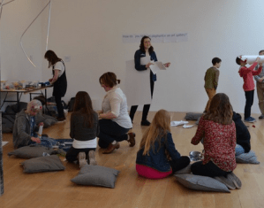 Art Taster Workshops for 11–15 year olds @ The Fruitmarket Gallery  | Scotland | United Kingdom