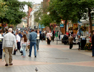 Walkable Communities Workshop @ Scotland | United Kingdom