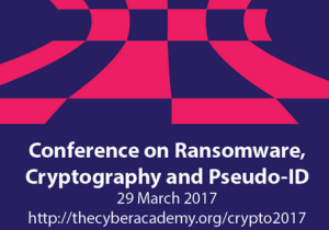 Conference on Ransomware, Cryptography and Pseudo-ID by Bill Buchanan @ Craiglockhart Campus | Scotland | United Kingdom