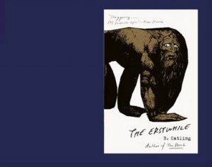 Brian Catling: The Erstwhile @ Blackwell's Bookshop Edinburgh | Scotland | United Kingdom