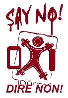 Say no Dire Non