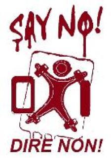 Say no Dire Non