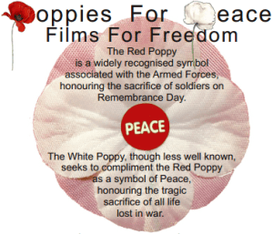 Poppies for peace