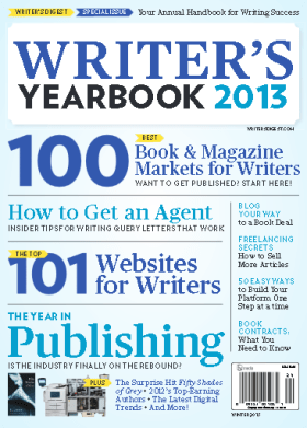Writers Yearbook 2013
