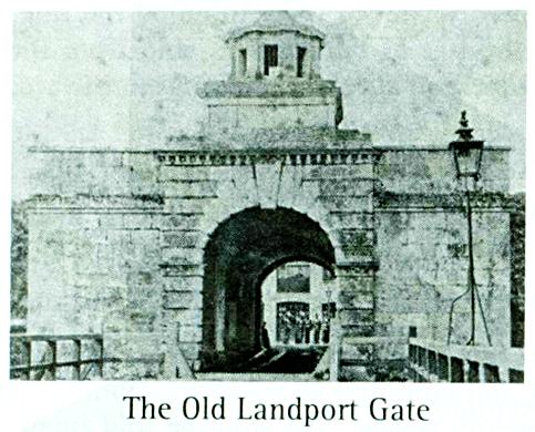 The Old Landport Gate