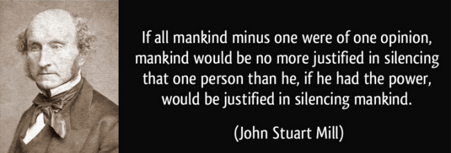 John stuart Mill On Liberty 1869