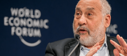 Joseph Stiglitz at the World Economic Forum