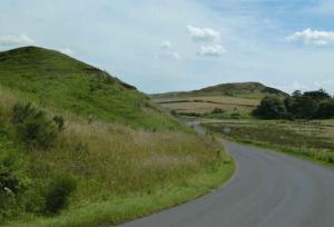 Dunfermline hills