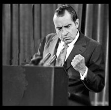 Tricky Dicky Richard Nixon