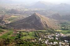 Vanishing Aravalli Hills