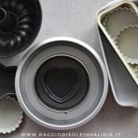 Convertire i pesi delle ricette per ogni teglia