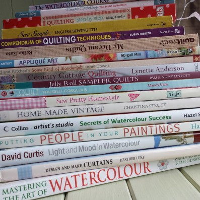Too Many Craft Books?