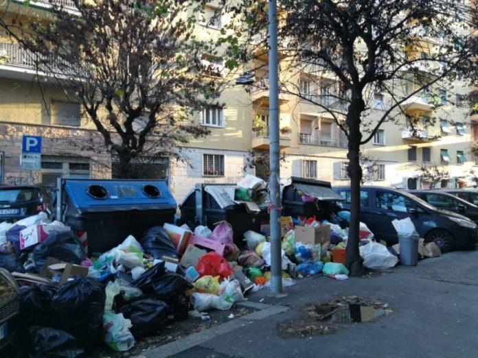 emergenza-rifiuti,-ama-in-ritardo:-arriva-una-nuova-ordinanza-della-regione-lazio