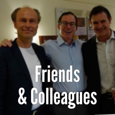 Friends & Colleagues