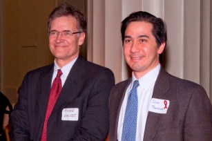Drs. Bruce Walker and Dan Barouch