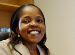Thobakgale Recognized by Wellcome and South African Academy of Science