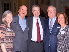 Lynn O'Kelley, David Bangsberg, Bruce Walker, David Tubbs, Kathleen Donnelly