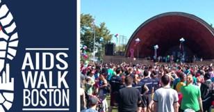 Ragon Supports AIDS Walk 2014