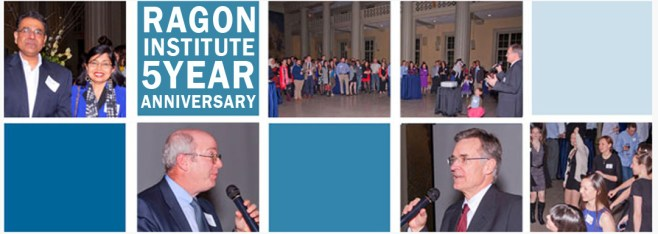 Newsletter Vol 11: Ragon Celebrates Five Years, New Faculty Members