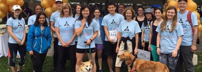 Ragon Supports 2016 Boston AIDS Walk
