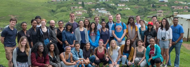 MIT Students Gain Global Perspective on the HIV Epidemic