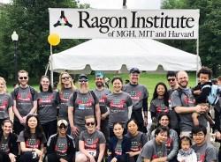 Team Ragon Raises Funds for 2018 AIDS Walk & 5K Run