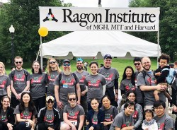 Team Ragon Raises Funds for 2018 AIDS Walk & 5K Run