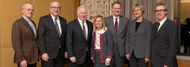 Announcement of Record Gift to MGH to Endow the Ragon Institute