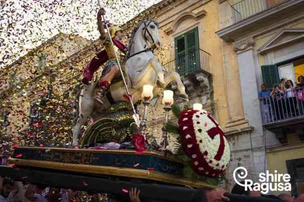 San Giorgio - Patron of Ragusa