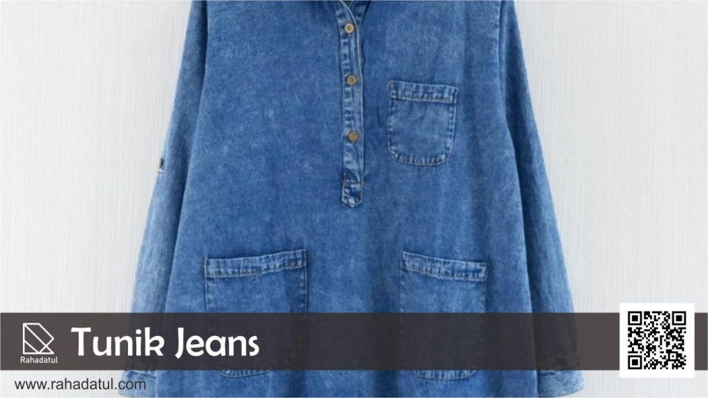 tunik jeans
