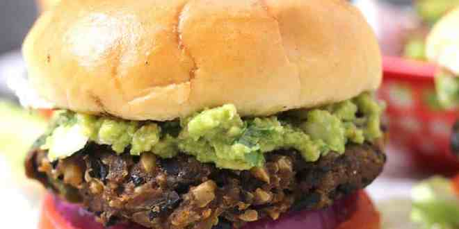 How to Make Appetizing Sophie's BBQ Mexican veggie burgers