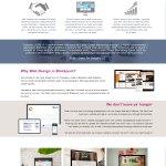 A website for marketing, portfolio and blogging
