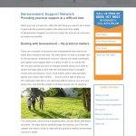 A website for probators