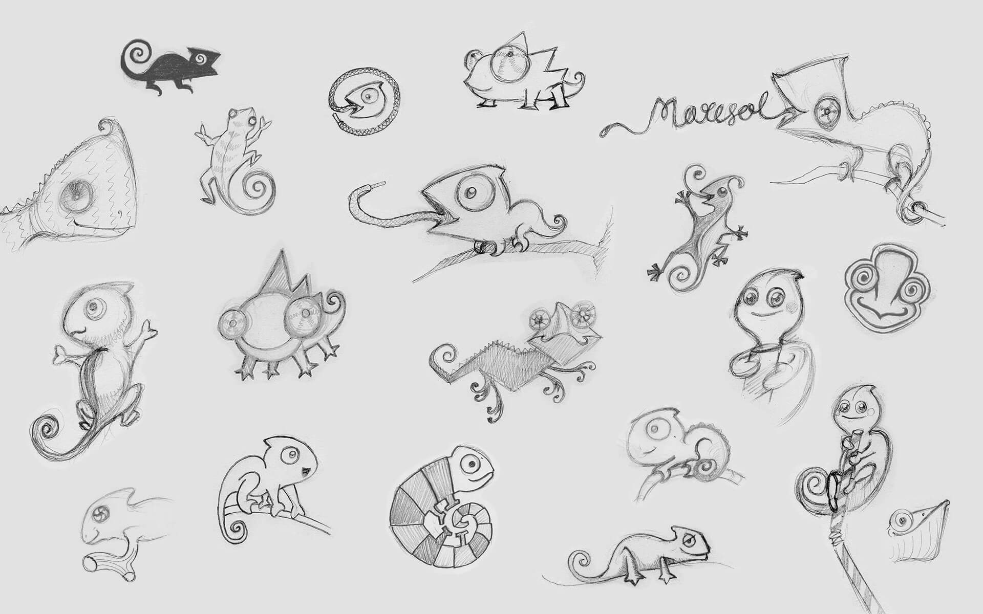01 initial sketches