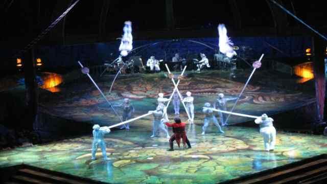 Risultati immagini per cirque du soleil rai 5
